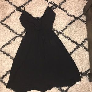 Brandy Melville mini black dress